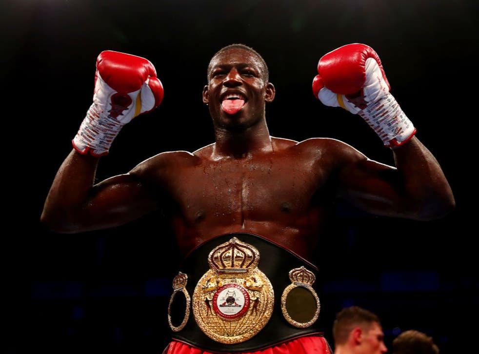 <p>Riakporhe is the current British cruiserweight champion</p>