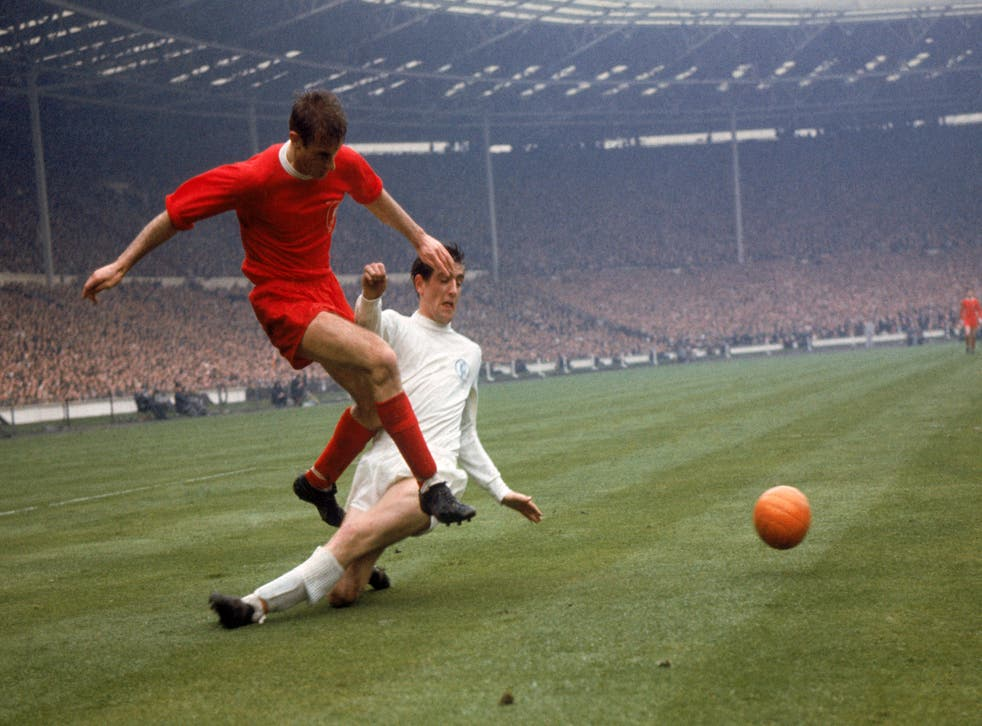 <p>Roger Hunt is second on Liverpool's all-time goalscoring list, his tally of 285 including the opener in the 1965 FA Cup final win against Leeds </p>