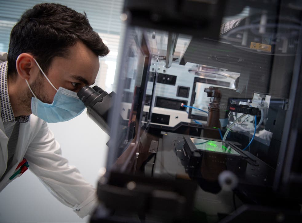 <p>54 per cent chose science and medicine as the UK's most valuable export </p>