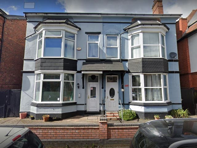 <p>Summerfield House in Birmingham has been rated inadequate </p>