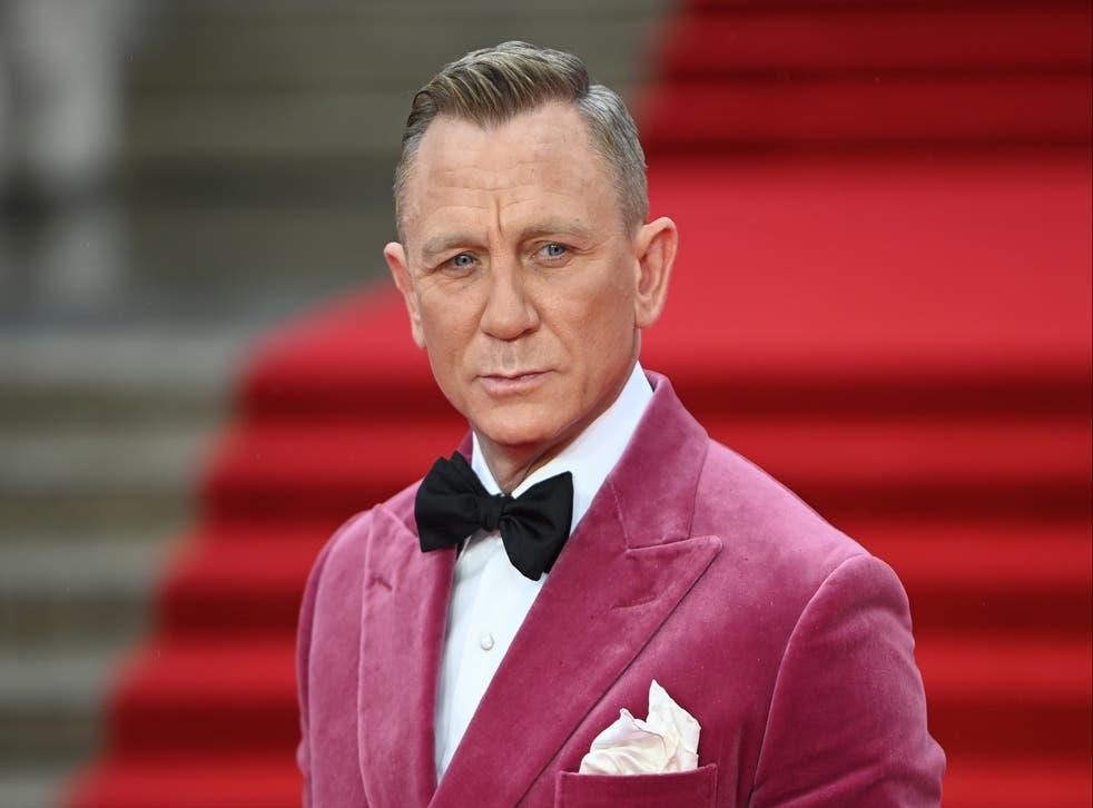 <p>'No Time To Die' is Daniel Craig's last 007 film </p>