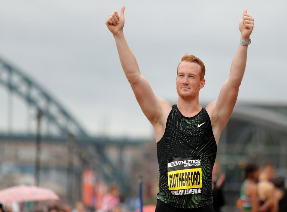 Olympic champion Greg Rutherford retired from athletics competition during 2018 (Richard Sellers/PA)