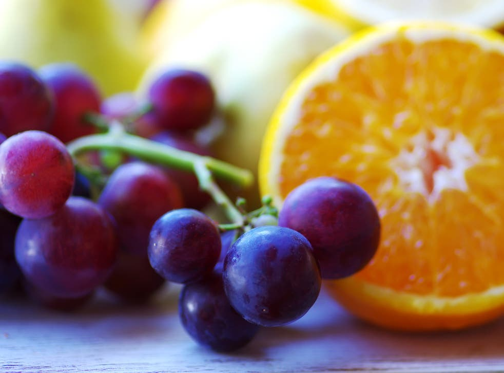 <p>Oranges and grapes contain 'cocktail' of pesticides</p>