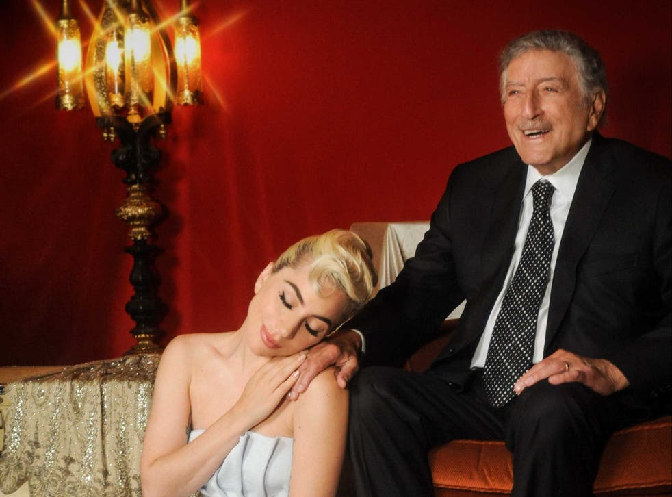 <p>Lady Gaga and Tony Bennett defy the odds on 'Love for Sale'</p>