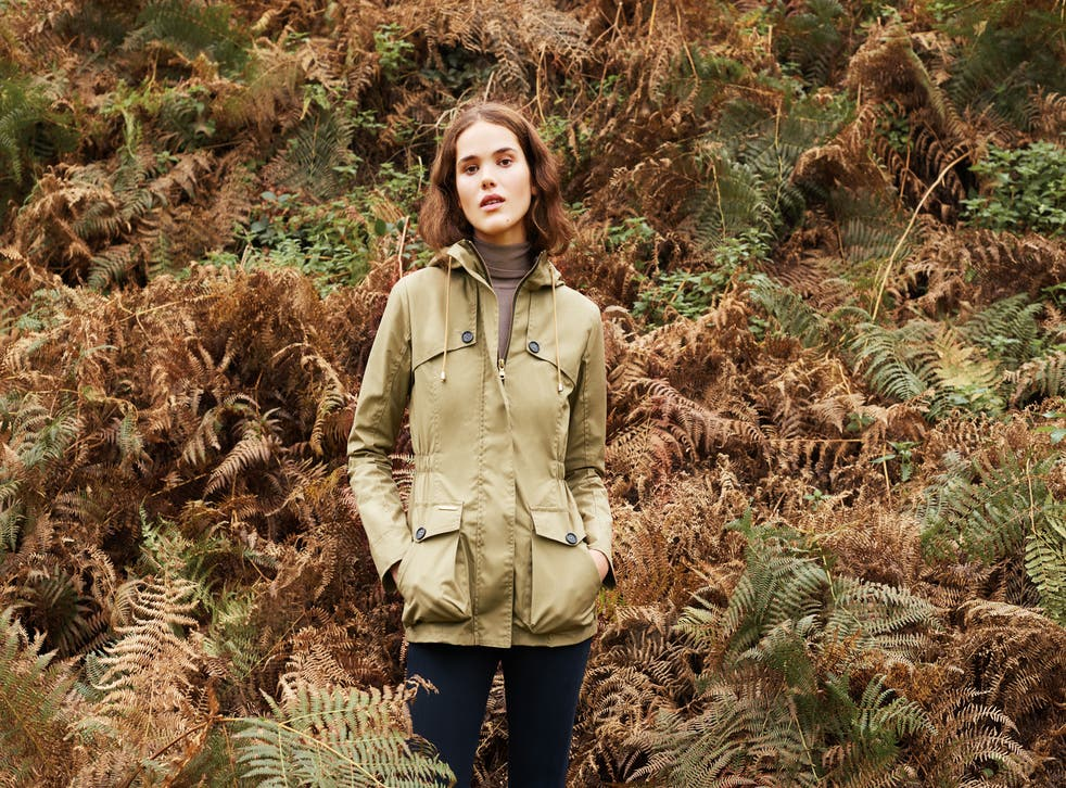 <p>The Troy London Wax Parka - as worn by the Duchess of Cambridge</p>