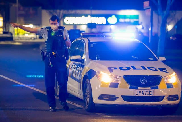 <p>New Zealand Anti Terror Laws</p>