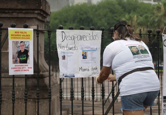 AMN-GEN MÉXICO-DESAPARECIDOS