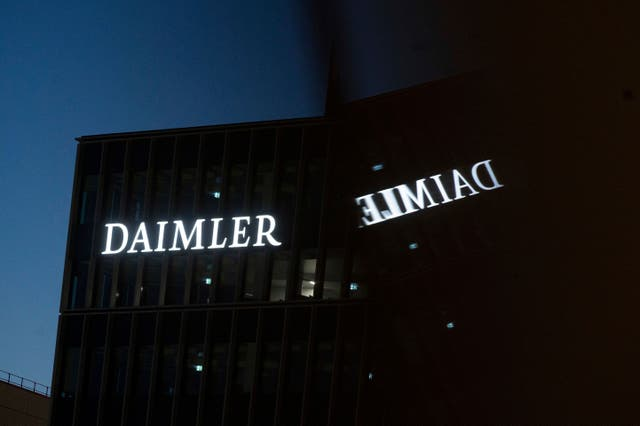 Germany Daimler Truck Spinoff