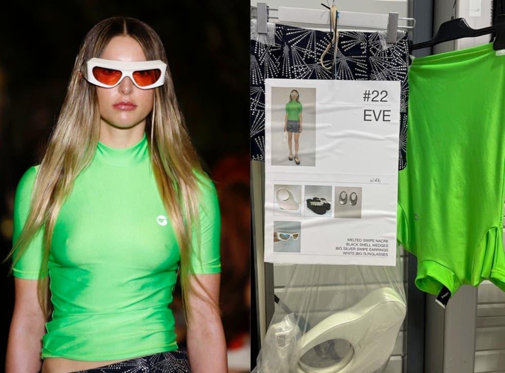 La hija de Steve Jobs debuta en la pasarela de la Semana de la Moda de París