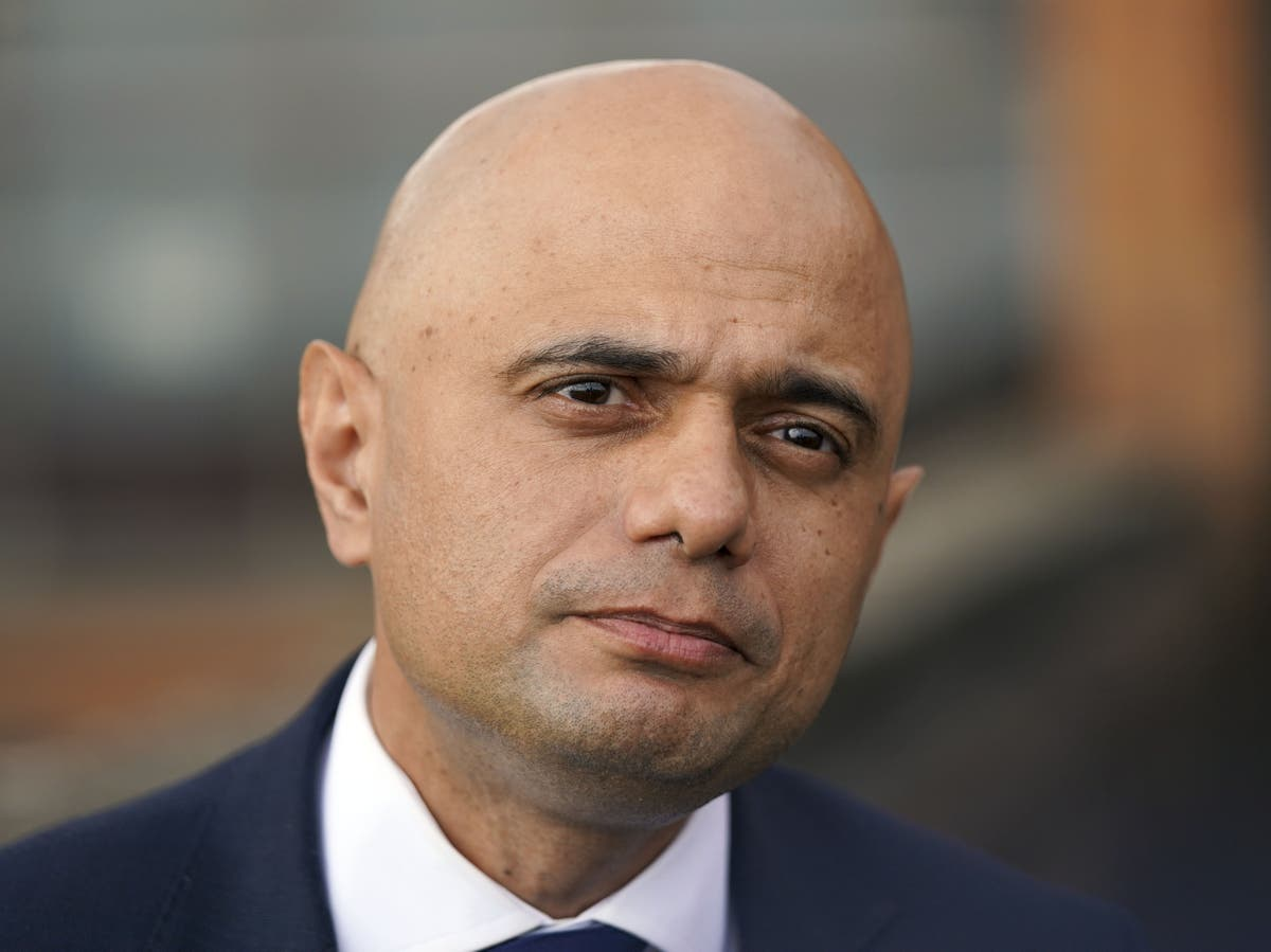 'Get out and get another job,' Sajid Javid tells unvaccinated care workers