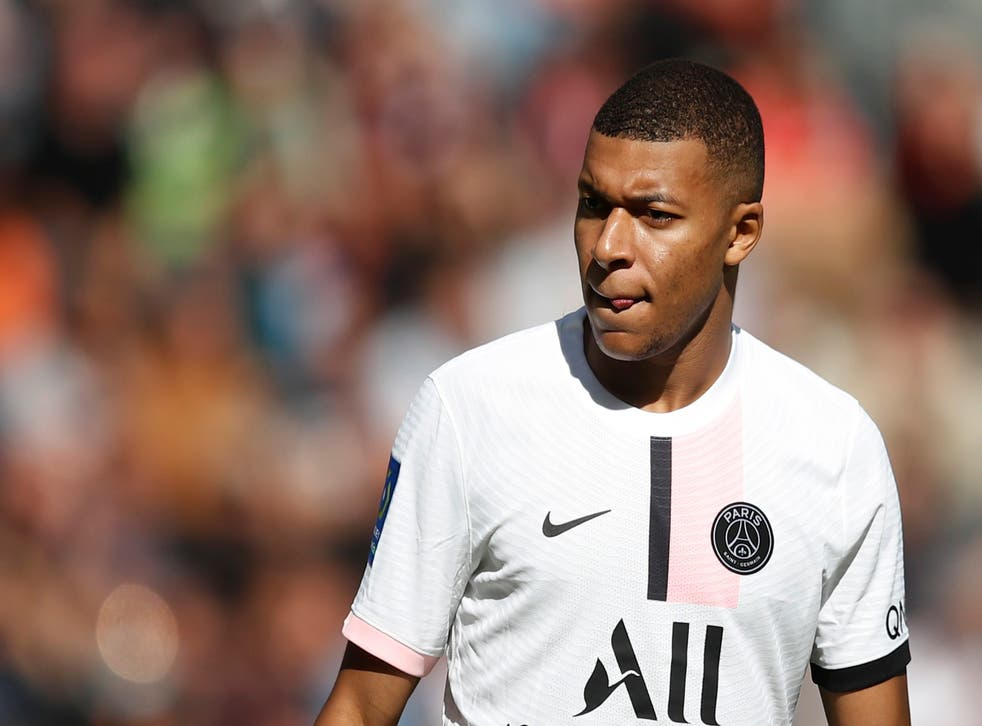 Kylian Mbappe admits he asked for Real Madrid transfer and says PSG 'made  me feel like a thief'   The Independent