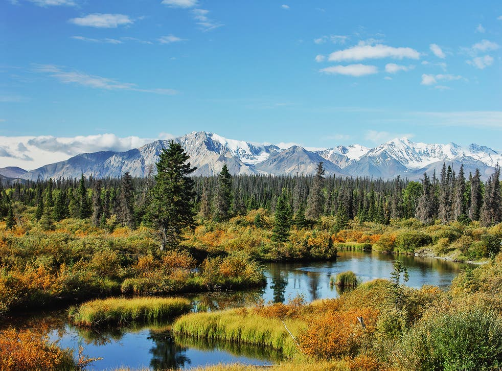 <p>Canada's Yukon territory is sparsely populated and home to many indigenous communities</p>