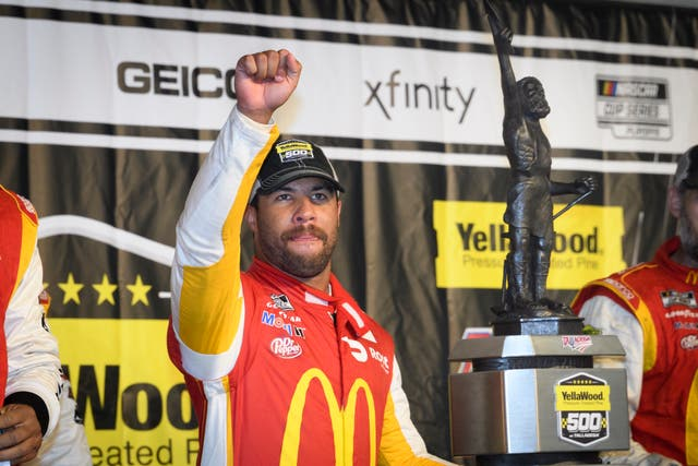 NASCAR-TALLADEGA