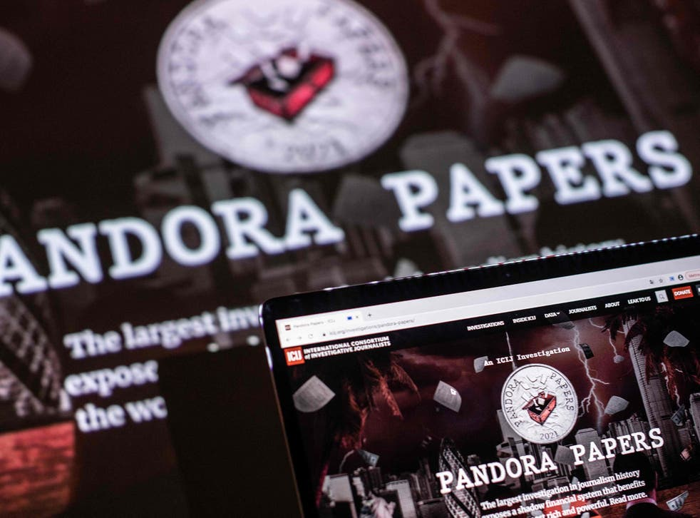 Pandora Papers news: UK needs transparency over 'who really owns property',  group says after global leaks | The Independent