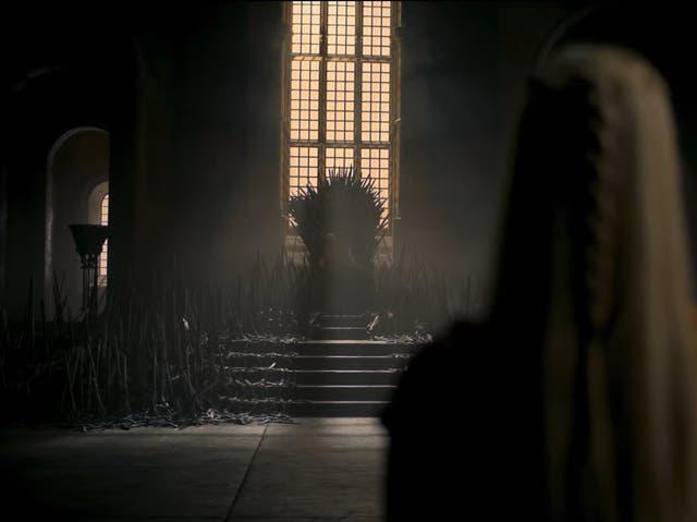 Un fotograma del primer tráiler de 'House of the Dragon'