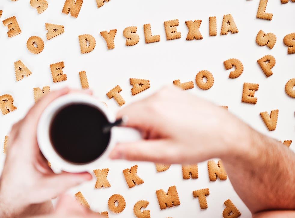 Se estima que hasta una de cada 10 personas en el Reino Unido tiene algún tipo de dislexia.