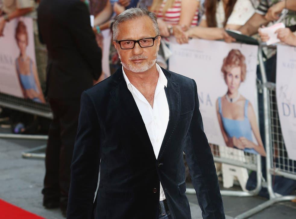 """<p>Jacques Azagury asiste al estreno mundial de """"Diana"""" en Odeon Leicester Square el 5 de septiembre de 2013 en Londres, Inglaterra.</p>"""