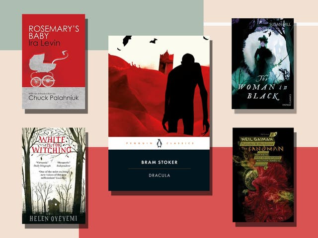 <p>All our top picks have a supernatural element, and were sufficiently creepy from start to finish </p>