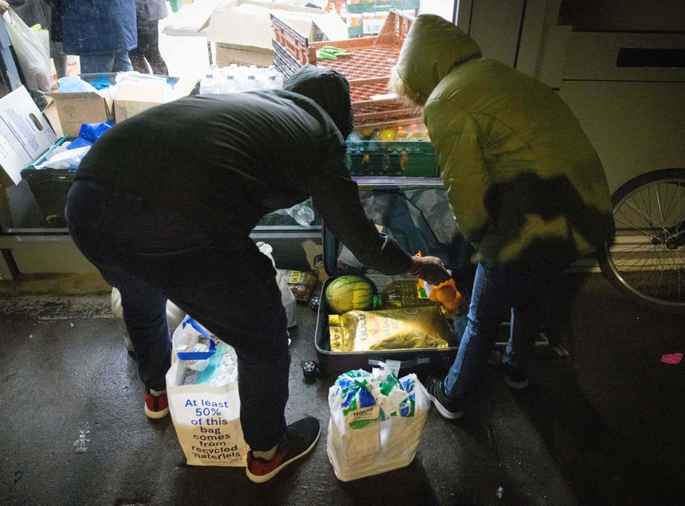 <p>Food banks have called for the government to U-turn on the cut to Universal Credit</p>