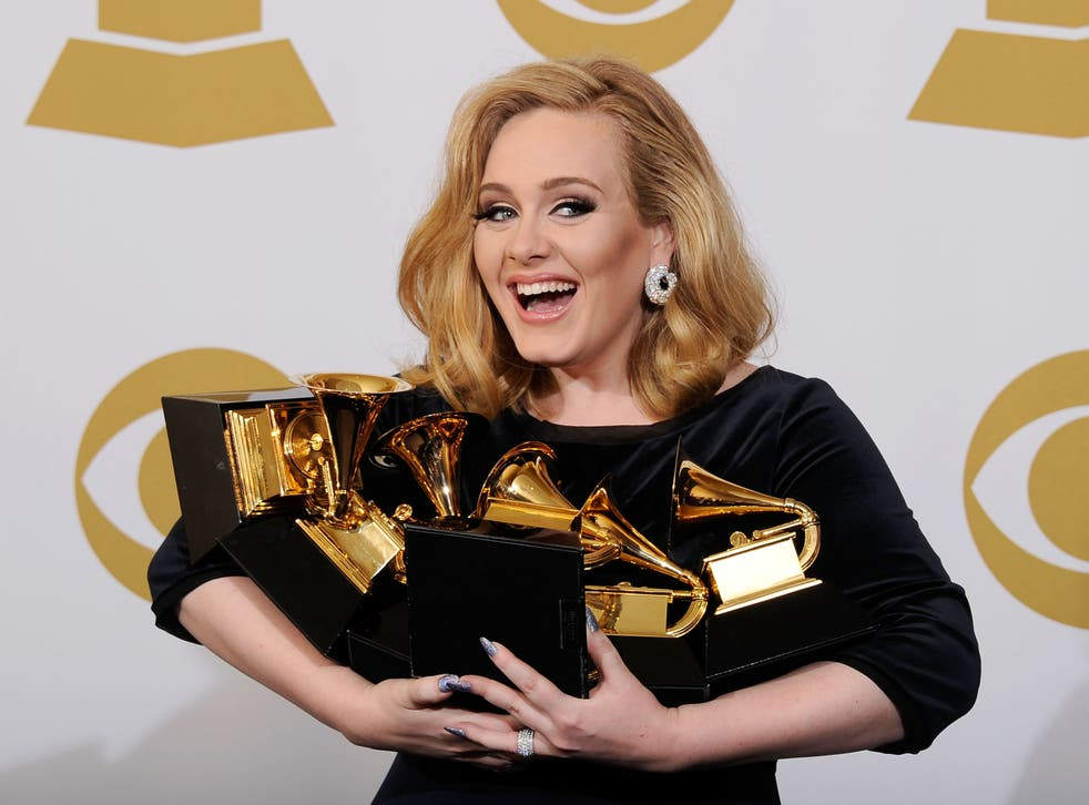 <p>'Adele 'gets' us, she speaks for all of us' </p>