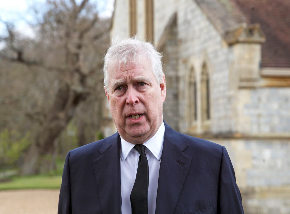 <p>The Duke of York strongly denies the allegations</p>