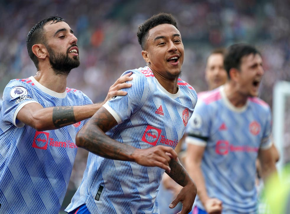 <p>Jesse Lingard is aiming for success with England and Manchester United</p>