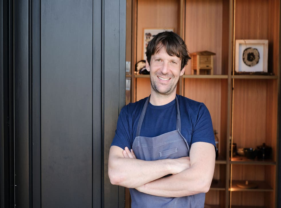 <p>Rene Redzepi, the chef and co-owner of Noma, ranked as the world's number one restaurant</p>
