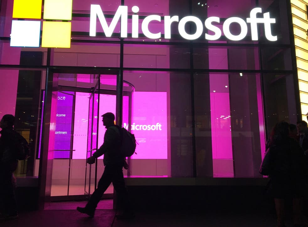 Cybersecurity Microsoft State Hackers