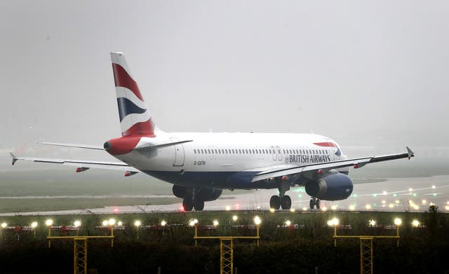 British Airways has reached an agreement with pilots over a potential short-haul subsidiary at Gatwick Airport (Gareth Fuller/PA)