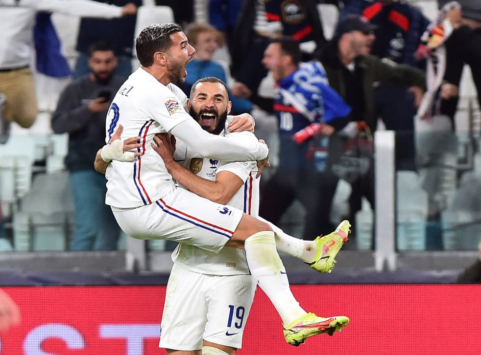 Belgium vs France LIVE: Nations League semi-final result, final score and  reaction tonight | The Independent