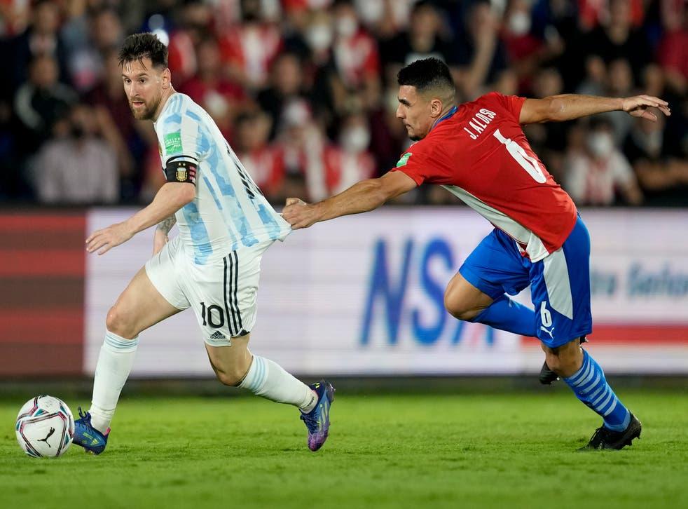PARAGUAY ARGENTINA