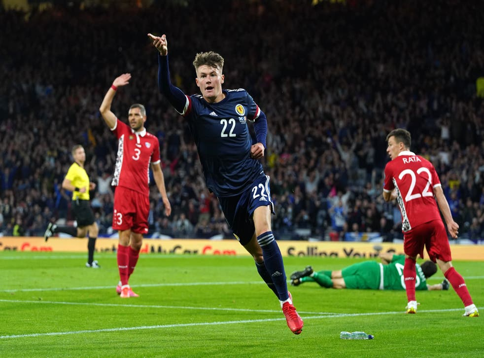 <p>Nathan Patterson broke onto the international scene in the summer (Andrew Milligan/PA)</p>