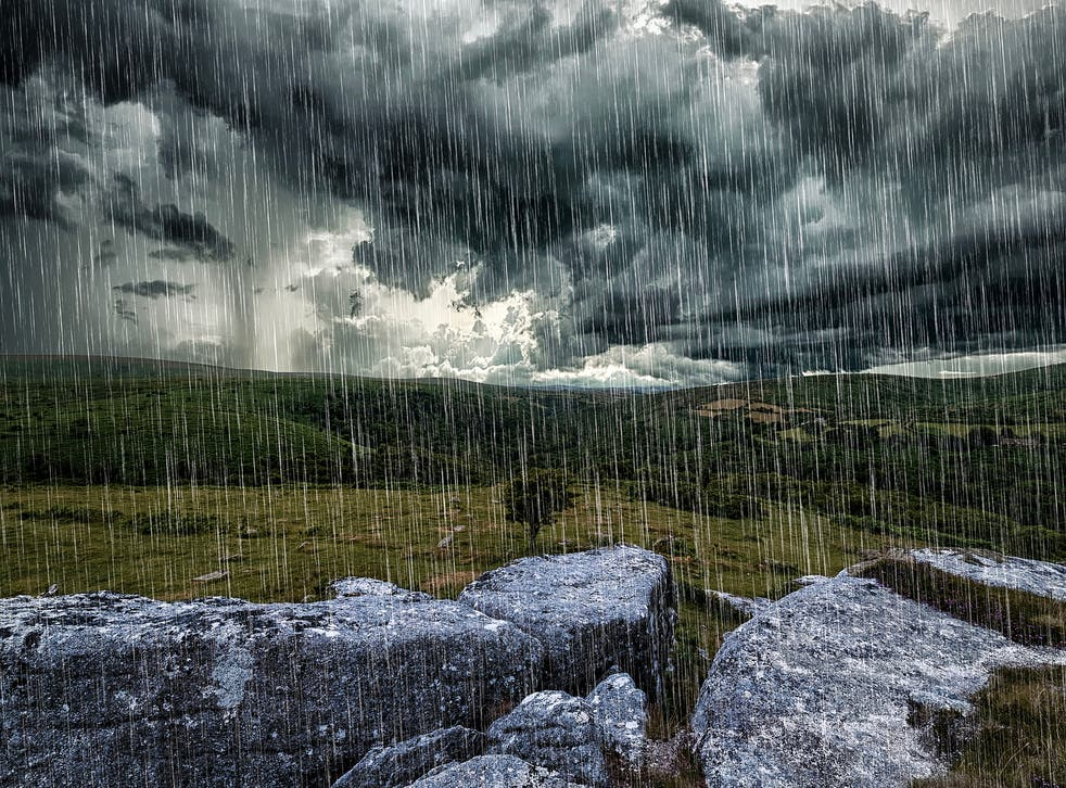 <p>When bad conditions set in on Dartmoor, you need a good guide</p>