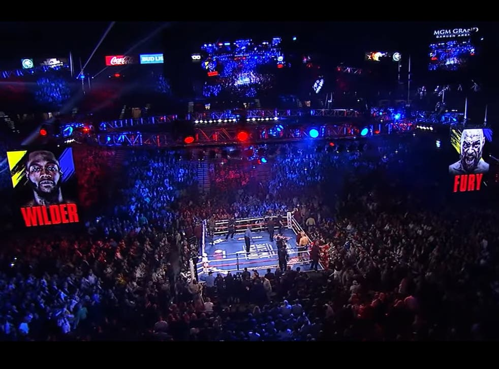 <p>The duo meet in Las Vegas again for their trilogy bout </p>