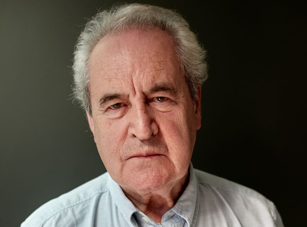 <p>John Banville: 'I don't read praise. I don't read anything about myself at all'</p>