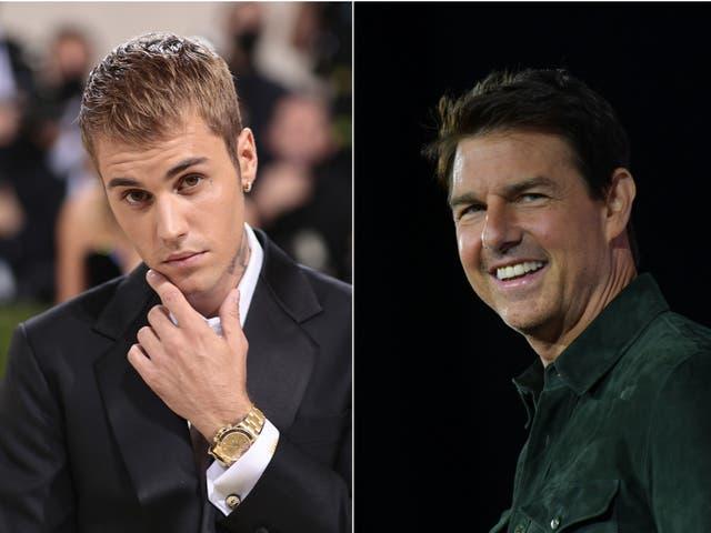 <p>Cruise aún no responde  al desafío de Bieber a una pelea. </p>