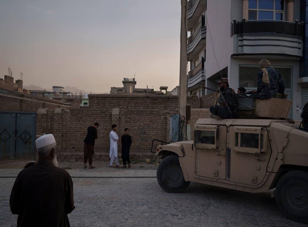 EEUU-TALIBAN