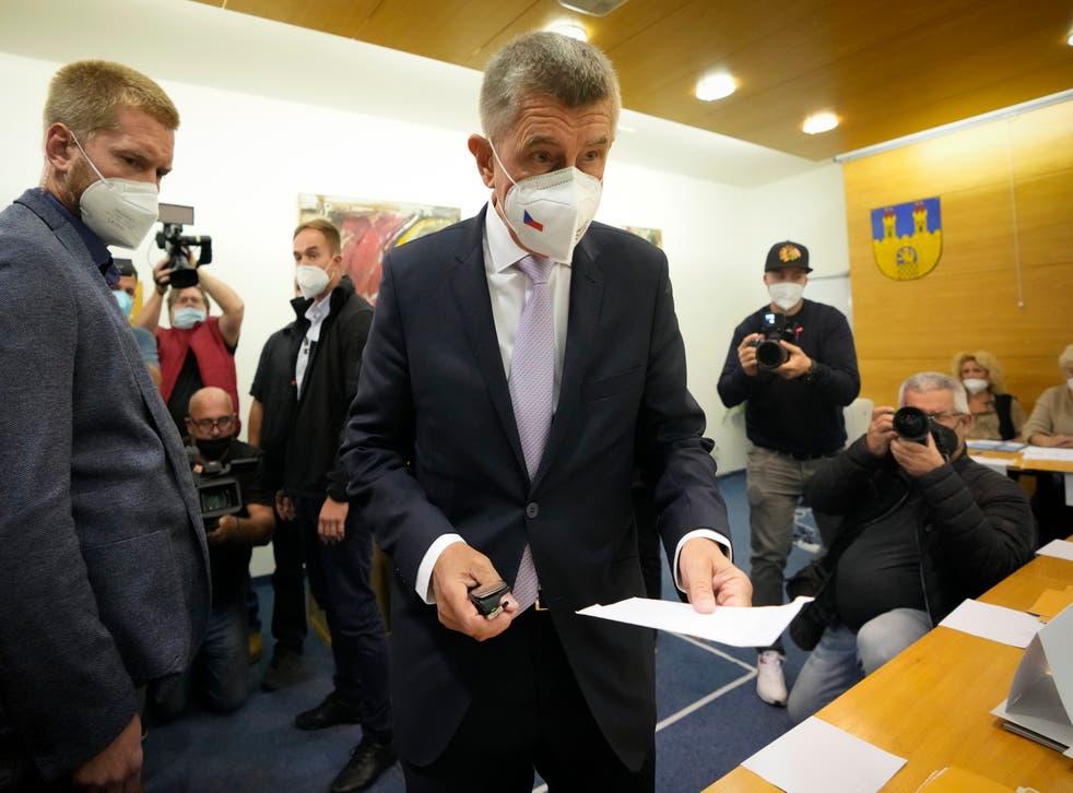 EUR-POL REPÚBLICA CHECA-ELECCIONES