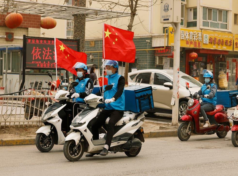 APTOPIX China Postcard From Xinjiang