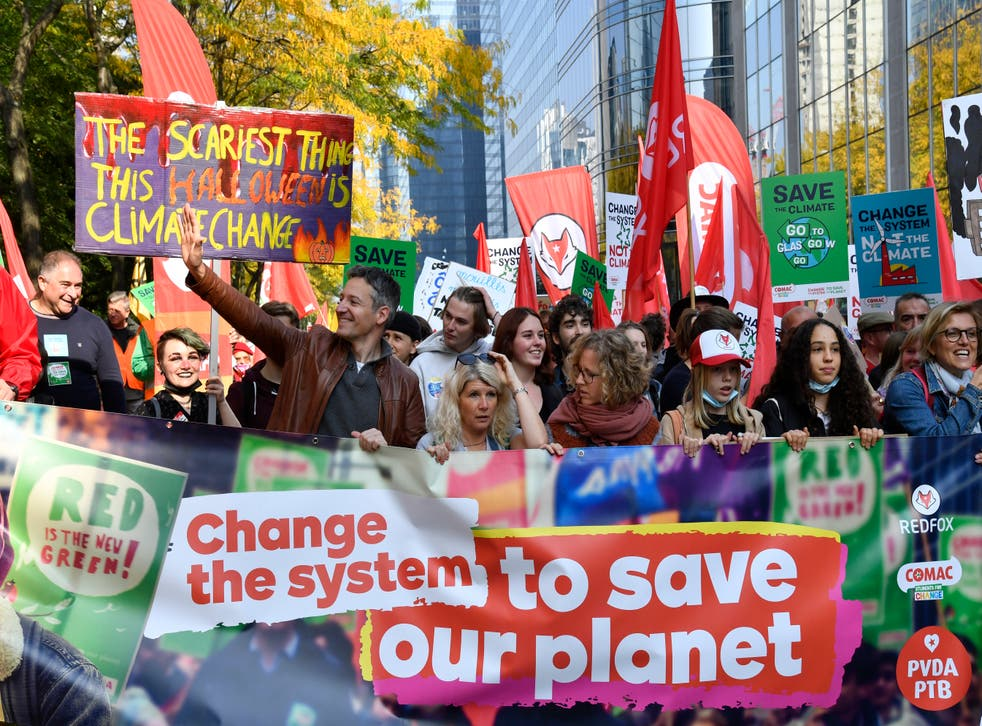 <p>Action to prevent climate change could save the NHS billions a new report has found </p>