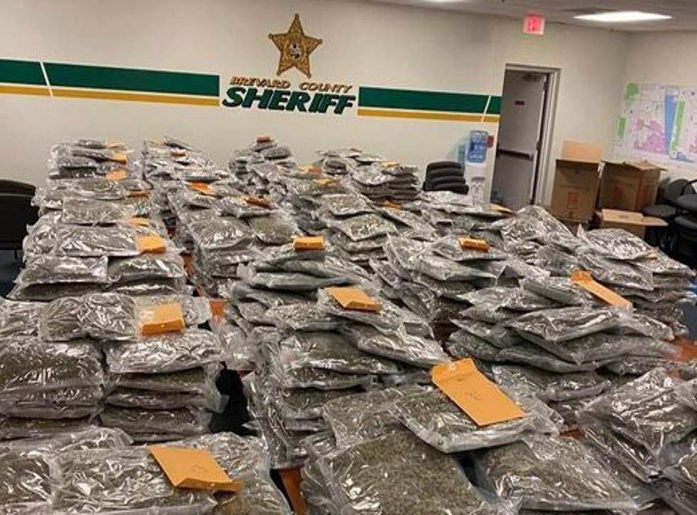 <p>Florida sheriff's tongue-in-cheek Facebook post offers to reunite owner with 700 pounds of pot</p>