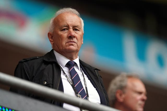 EFL chair Rick Parry says B teams in the competition are completely off the table in any negotiations with the Premier League (Mike Egerton/PA)