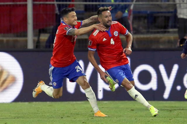 MUNDIAL CHILE PARAGUAY