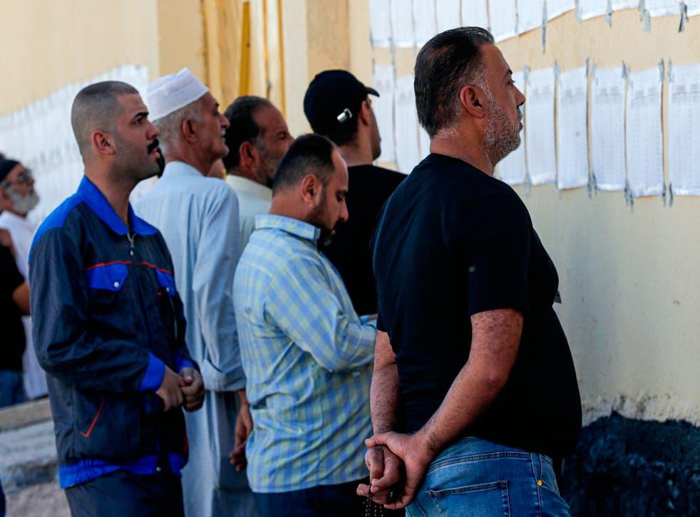 IRAK-ELECCIONES