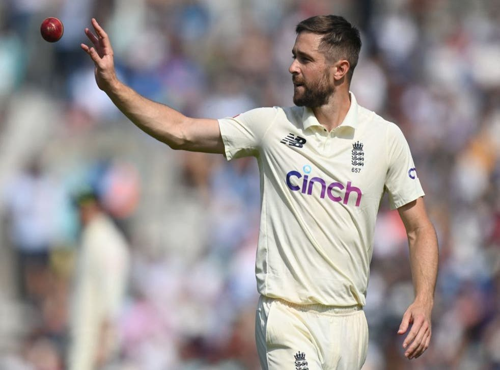 <p>Chris Woakes is looking to take regular wickets in the pressure-cooker T20 format </p>