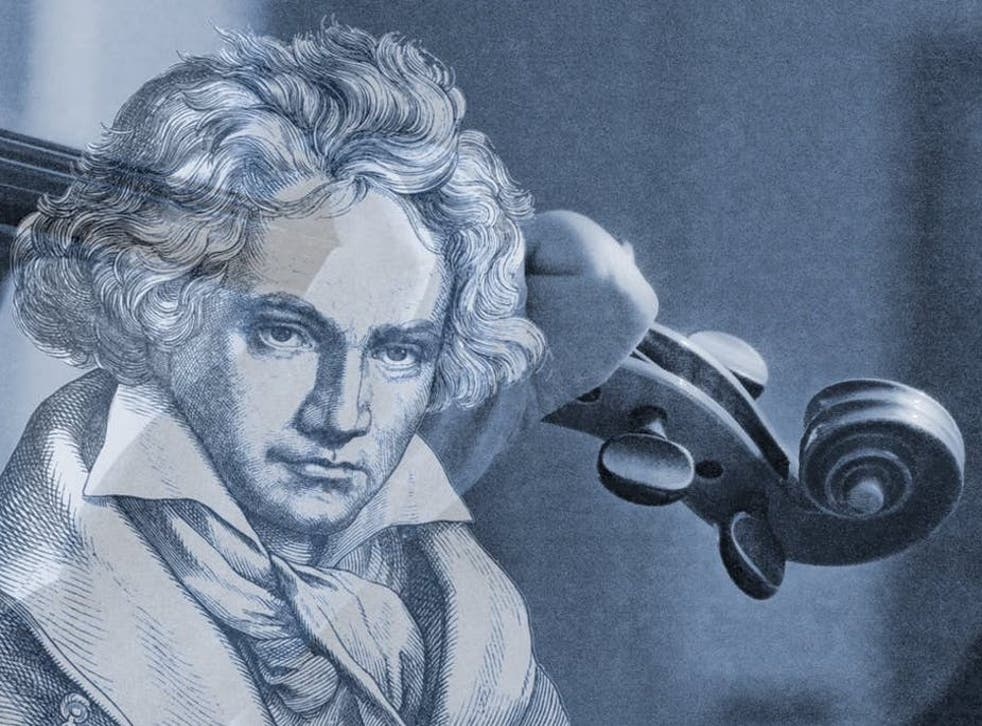 <p>Beethoven was commissioned in 1817 to write two symphonies: he completed his Ninth Symphony in 1824, but the 10th remained in its early stages at the time of his death three years later</p>