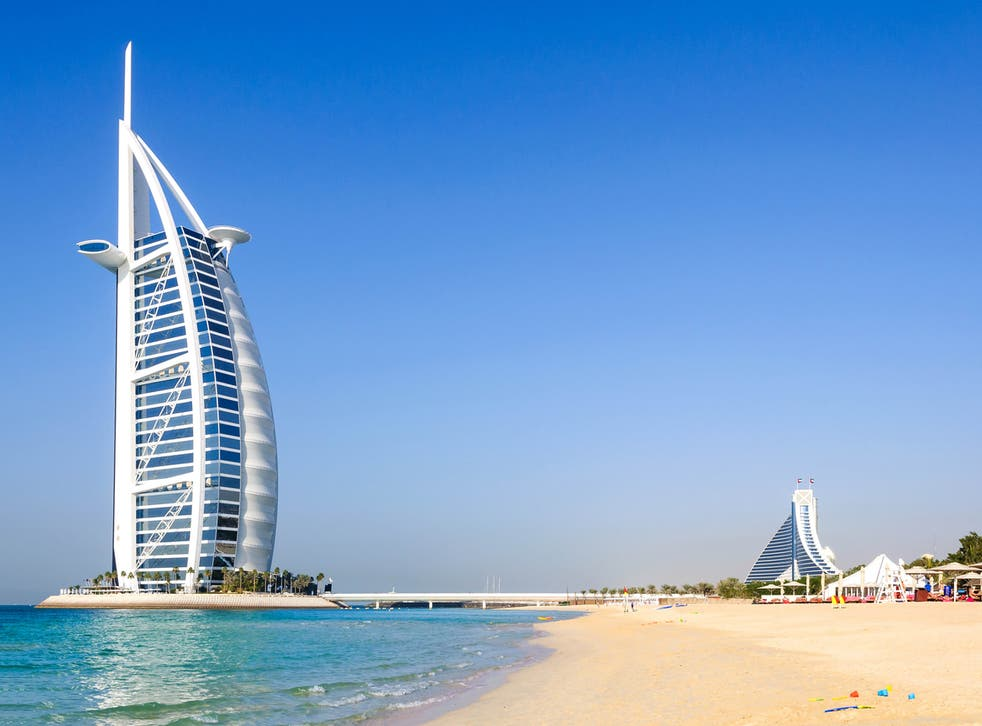 <p>The Burj Al Arab has been open for 22 years</p>