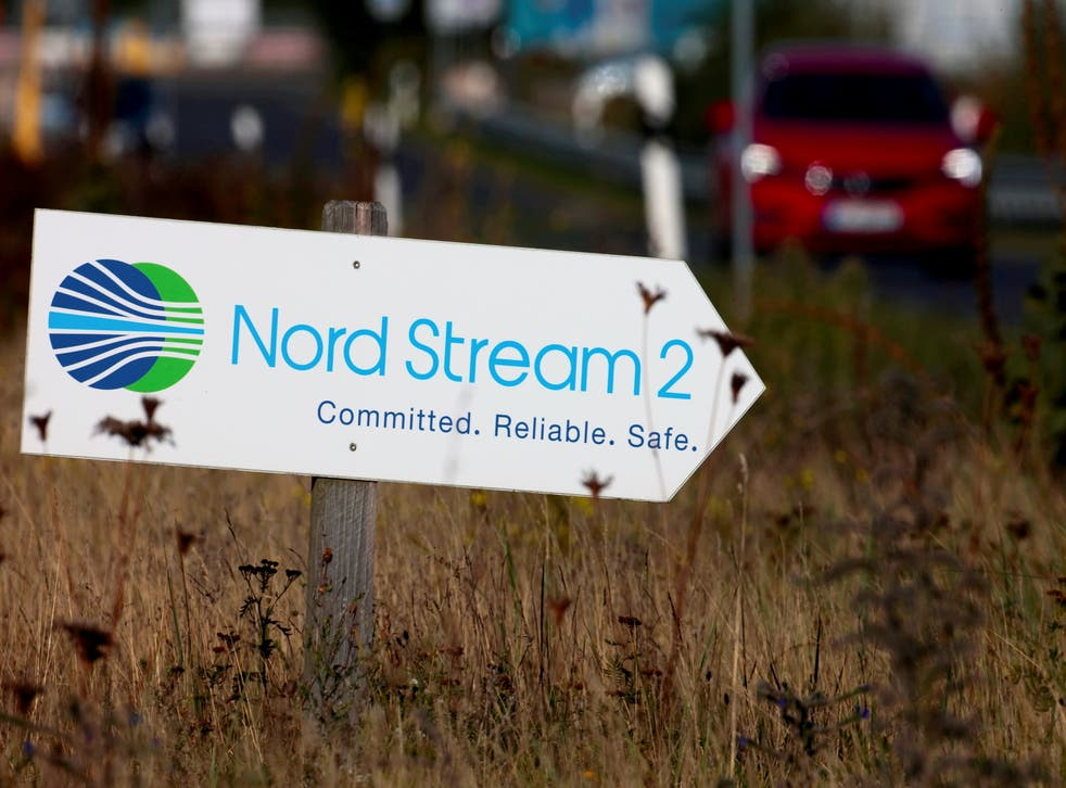 <p>Nord Stream 2 at the crosshairs of Europe's energy crisis</p>