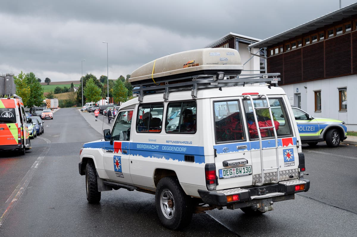 German girl found alive after being lost in Bavarian forest   The  Independent