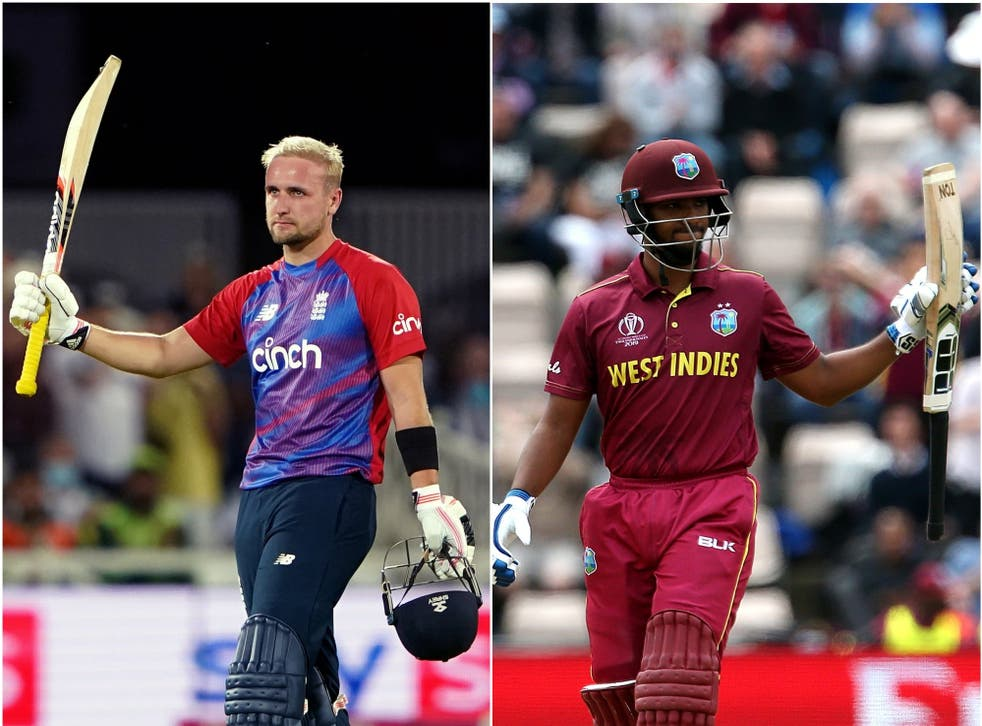 Liam Livingstone and Nicholas Pooran could be among the players to watch at the Twenty20 World Cup (Zac Goodwin/Steven Paston/PA)